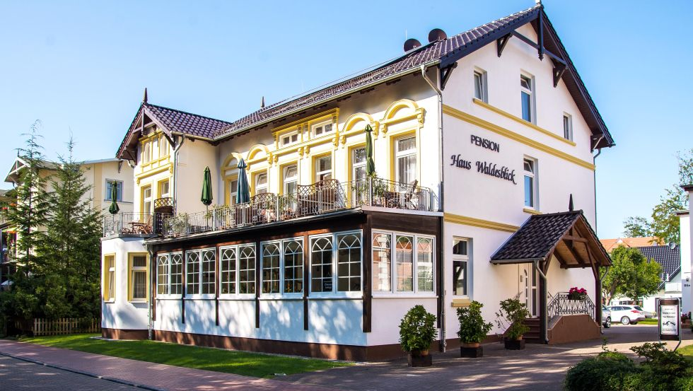 Pension Haus Waldesblick