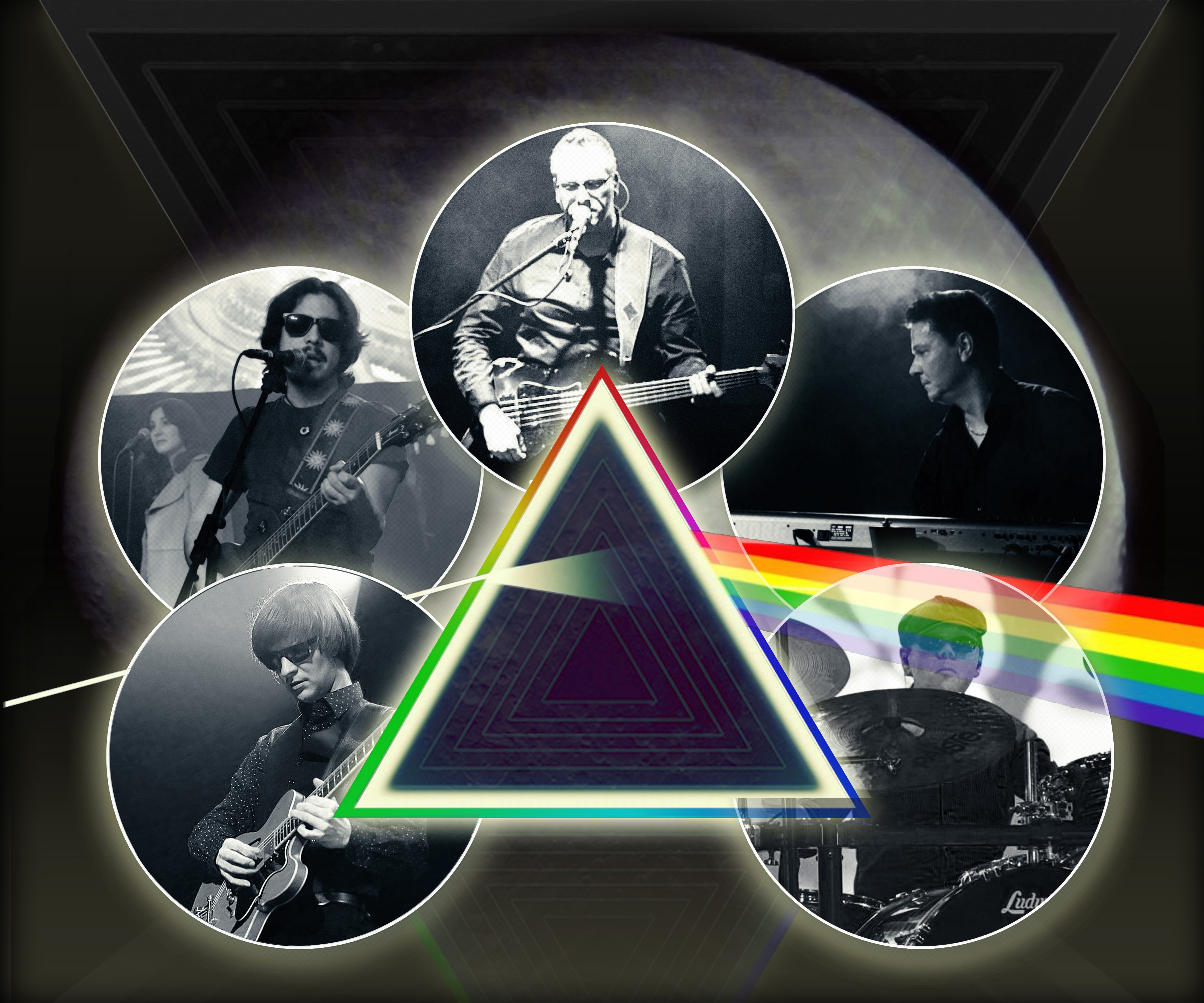 Floyd Side Of The Moon © Leonore Geissen