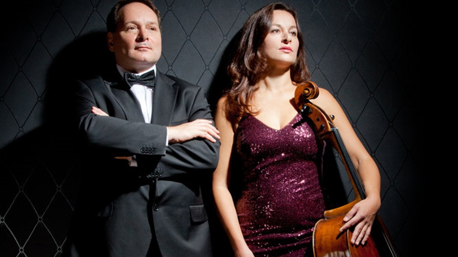 Duo Nagy Wolter mit Klavier und Cello © Duo Nagy Wolter