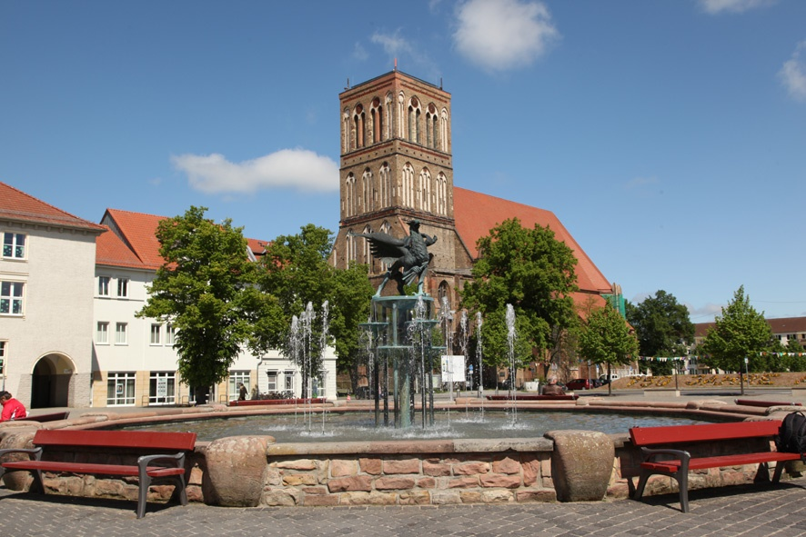 Anklam-Information