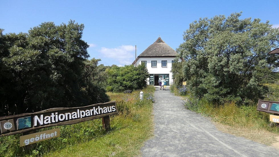 Nationalparkhaus Hiddensee