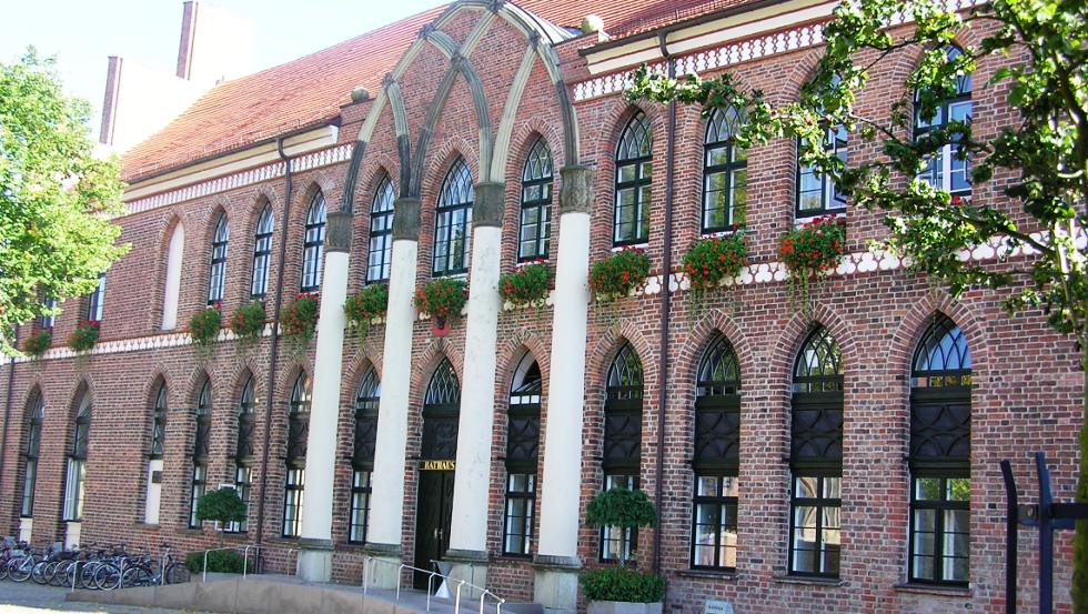 Stadtinformation Parchim