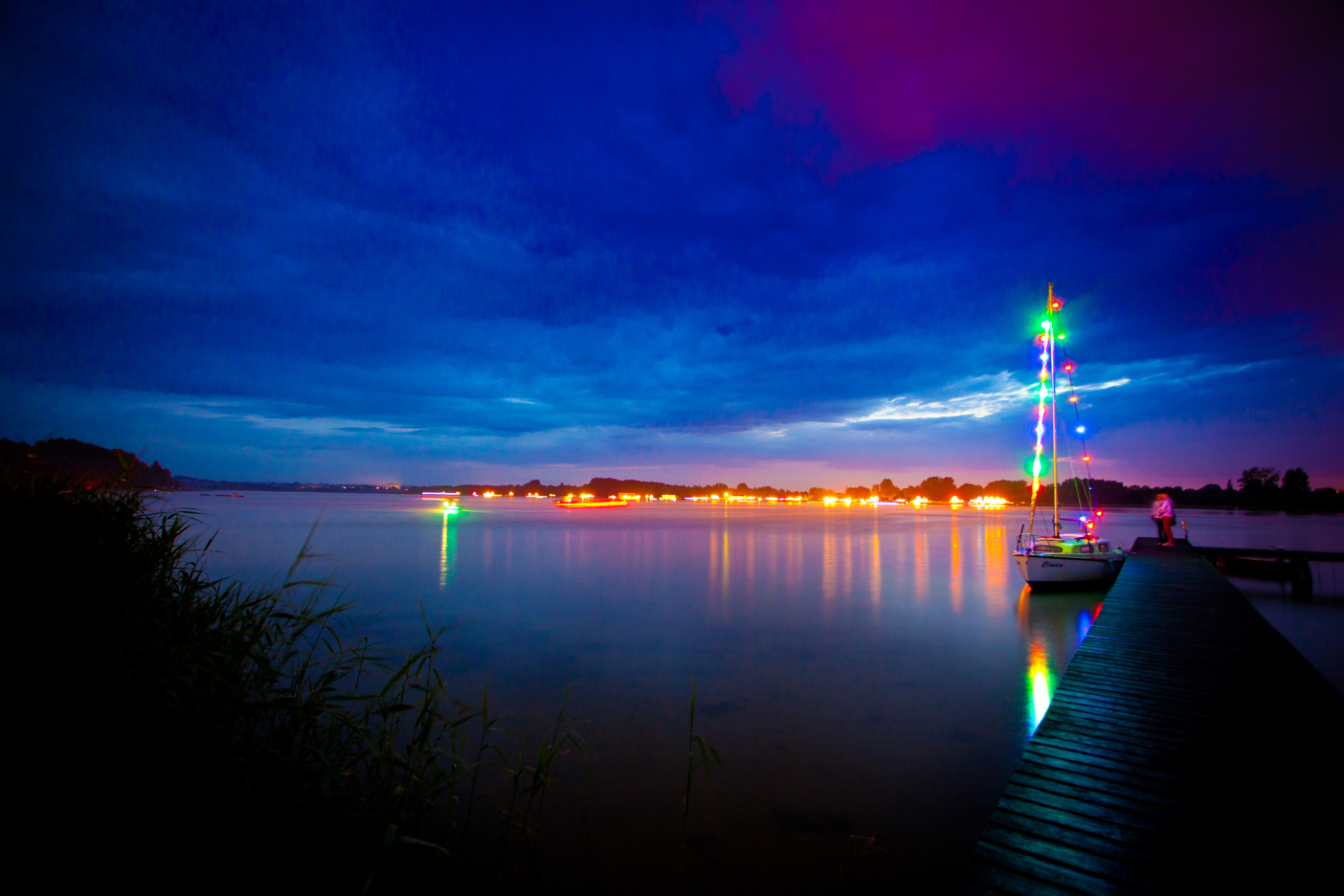 Inselsee- und Lampionfest